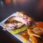 Rueben Sandwich, Lunch, Food Tour