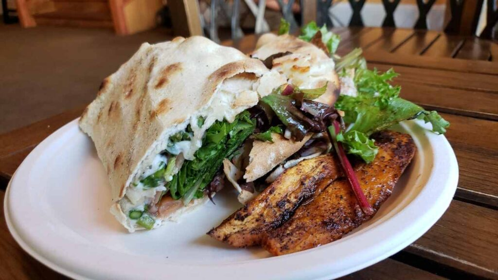 Connors Catch Sandwich At Ossoiro Bakery And Cafe