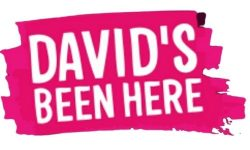 davids been here logo