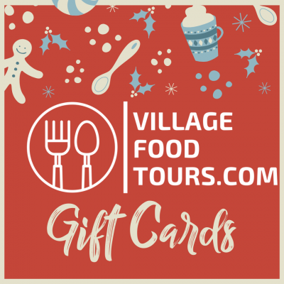 Village Food Tours Gift Cards